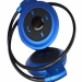Mini-503 Wireless Bluetooth Sports Stereo Headset – Blue