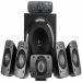 Logitech Z906 500watts Speakers