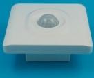 Corridor-white-86mm-wall-adjustable-pir-motion-sensor-switch-LED-energy-saving-intelligent-switch-automatically-turn-off-the-lig036b