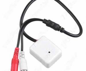 CCTV-AUDIO-MICROPHONE