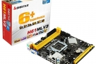 New Biostar H61MLV3 2ND/3RD GENRATION Desktop Motherboard