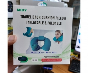 RH38-Travel-Back-Cushion-Pillow-inflatable-Foldable-Adjusting-Hand-Pump