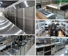 commercial kitchen total setup provider company in Bangladesh