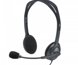 Logitech-H111-STEREO-Headset-One-port