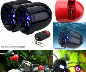 Motorbike-security-alarm-Music-Player-Flash-Audio-Sound