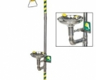 Unicare LSE 7/8 CSS 304 Push and Leg Operated Body Shower