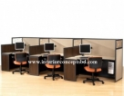 Office workstation (Office Partition, Low Height Partition)
