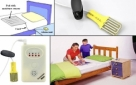 Baby care urine Alarm