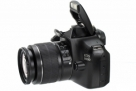 Canon EOS 1100D DSLR Camera and 18-55mm IS II Lens Kit (Black)