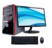 Desktop Core i5 500GB HDD 4GB RAM 17 Inch LED Monitor PC