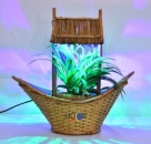 Boat-House-tree-tob-with-LED-light-