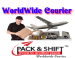 Movers-Packers-Courier (worldwide)