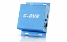 C-DVR Mini Security DVR (PAL_NTSC, Micro SD Card Recording, Metal Construction