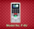 F9U Fingerprint Access Control Machine