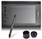 Huion H580 Digital Drawing Pad Electromagnetic Digitizer Pen
