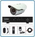 1 PCS  CCTV Camera with DVR Package