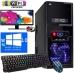 Gaming i5 6th Gen 8Gb 1Tb 19'' LED