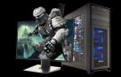 Gaming-New-Core-i5-8GB-1000GB-17-LED