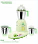 Jaipan Kitchen Green Mixer Blender /Grinder