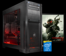 Gaming-Core-i5-8GB-Ram-1TB-17LED