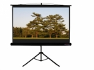 60 x 60 Inch Tripod Projection Screen