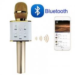 Wireless-Microphone-HIFI-speaker-Q7