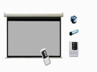 60 x 60 Electric/Motorized Projector Screen