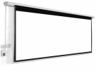 70 x 70 Inch Motorized Projection Screen