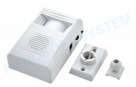 DOOR BELL ALARM CHIME DOORBELL WIRELESS INFRARED MONITOR