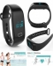 R3 Smart Bracelet Blood Pressure Monitor Heart Rate Monitor intact