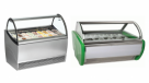 Automatic Temperature Control Ice Cream Display Freezer in Bangladesh