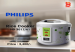 Rice Cooker HD 3017/61 Philips Brand
