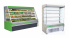 Open Type Fruits and Vegetable Display Chiller in Bangladesh