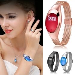 Z18-Woman-Bracelet-Blood-Pressure-Heart-Rate-Fitness-Monitor