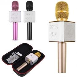 New-Version-Q9-Bluetooth-Microphone-Speaker