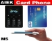 Card Phone AIEK M5