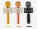 Karaoke Bluetooth Microphone (QAH)