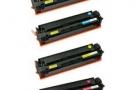 New-HP-CM1415fn-HP-CE320A-CE321A-CE322A-CE323ASet-4-Colorset