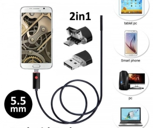 Endoscope-for-Android-and-PC-55mm-Ultra-Small-USB-1Meter