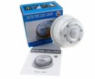 6-LED-Wireless-LED-Infrared-PIR-Auto-Sensor-Motion-Detector-Battery-System-Silver