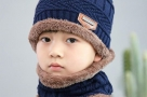 Winter Chines Cap For Kids