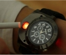 USB Electronic Lighter Watch