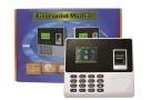 Biometric Fingerprint Machine With U-Disk Download