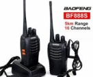 Original Baofeng BF-888S 16 Channel Two-Way Radio Walkie Talkie
