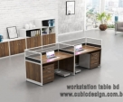 Best workstation desk bd > Workstation table bd > Office Partition bd > Office Workstation bd > Workstation Furniture bd > (W.D 0015)