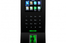 F22-Ultra-thin-Fingerprint-Time-Attendance-and-Access-Control-Terminal-Black