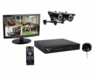 4 Channel CCTV System (full Package)