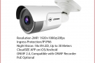 Jovision JVS-N815-YWS-R2 H.265 2MP Outdoor Camera