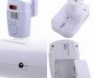 Motion-sensor-Alarm-with-Remote-control