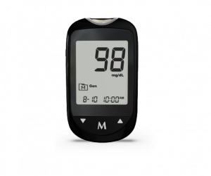 GlucoX-Blood-Glucose-Monitoring-System